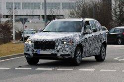 BMW X5 модели 2014 года