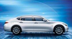 Infiniti M LWB модели 2014 года для китайского авторынка