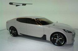 Серийный выпуск KIA GT перенесен на 2016 год