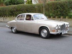 Классика автомобилестроения. Jaguar 420