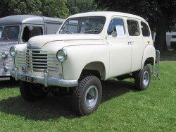 Классика автомобилестроения. Renault Colare Prairie