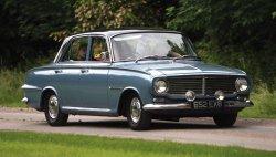 Классика автомобилестроения. Vauxhall Victor FB
