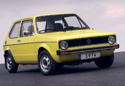 Классика автомобилестроения. Volkswagen Golf Mk I