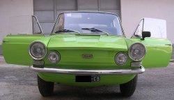 Классика автомобилестроения. Vignale-Fiat 850