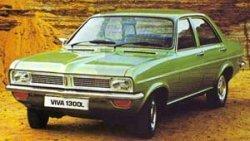 Классика автомобилестроения. Vauxhall Viva
