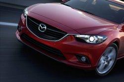 Компания Mazda поделилась новым кусочком «шестерки»