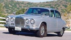 Классика автомобилестроения. Jaguar S-Type
