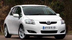 Toyota Auris обзаведется гибридной версией