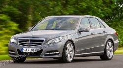 Mercedes немного освежит экстерьер E-класса