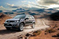 Suzuki представил обновленный Grand Vitara