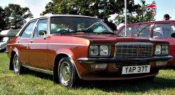 Классика автомобилестроения. Vauxhall Ventora FE