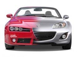 Mazda поведала о сотрудничестве с Alfa Romeo