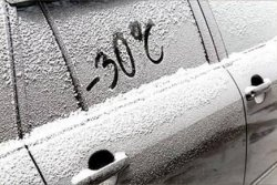 Правила запуска холодного двигателя