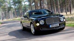 Bentley Mulsanne может стать самым дорогим в модельном ряду