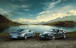 Новый Porsche 911 Turbo будет оснащен полноуправляемым шасси