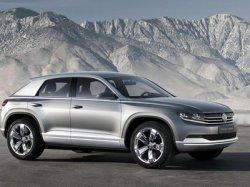 Volkswagen соберет несколько новых кроссоверов