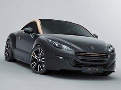 «Заряженное» купе RCZ будет самой быстрой моделью Peugeot