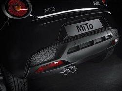 Модель MiTo SBK-хэтчбек от Alfa Romeo – Париж-2012