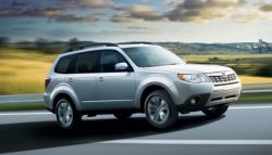 Subaru Forester и Outback начнут собирать в России