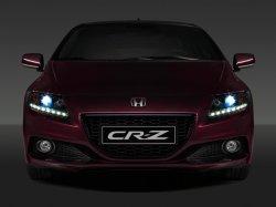 Honda показала модернизированное купе CR-Z