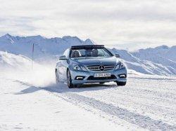 Безопасное вождение в зимнее время