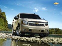 Chevrolet Tahoe. Снова в России.