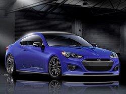 Инженеры Cosworth помогли компании Hyundai в тюнинге купе Genesis