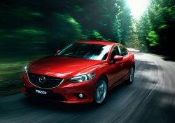 Новая Mazda 6. Больше спорта.