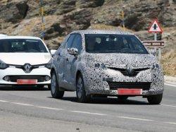 Renault Clio теперь в кузове кроссовер