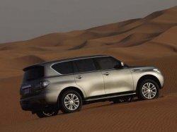 Nissan выставил на продажу в России оригинальный Patrol Titanium