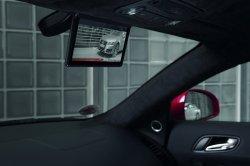 Цветной дисплей вместо зеркала заднего вида для Audi R8
