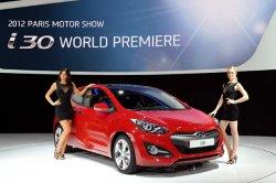 Компания Hyundai на Парижском автосалоне представила три новинки