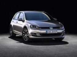 Volkswagen Golf-VII доступен с полным приводом и экологичными двигателями