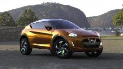 Nissan представил новый городской кроссовер
