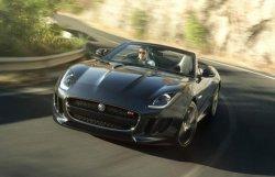 В линейке Jaguar пополнение. Новый F-Type.