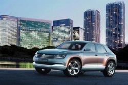 Volkswagen разработает семиместный кроссовер
