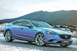 Mazda6 получит модификацию кузова купе