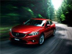 На российский рынок выходит в продажу Mazda 6
