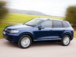 Volkswagen вскоре выпустит габаритный внедорожник