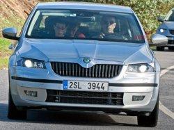 Стали известны подробности касательно нового поколения автомобиля Skoda Oct ...