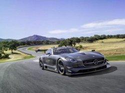 Mercedes подготавливает к выпуску SLS AMG Black Series