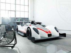 Компания ATS показала дешевый автомобиль для гонок