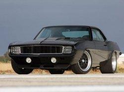 Американские тюнеры снабдили Chevrolet Camaro 1969 года 2000 л.с.