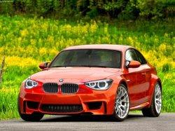 BMW создает компактный М1.