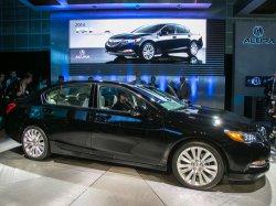 Представители Acura анонсировали свой новый седан
