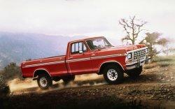 История создания пикапа Ford