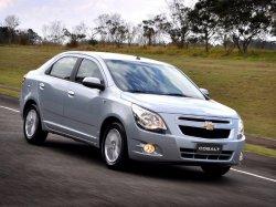 Размеры Chevrolet Cobalt – это единственный козырь в конкурентной борьбе.