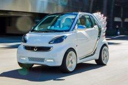 «Крылатый» прототип Smart пойдет в серию.