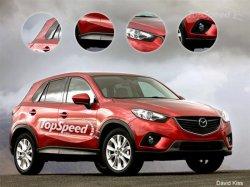 Mazda планирует компактный кроссовер CX-3