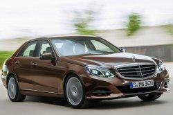 Обновленный Mercedes-Benz E-класса рассекретили